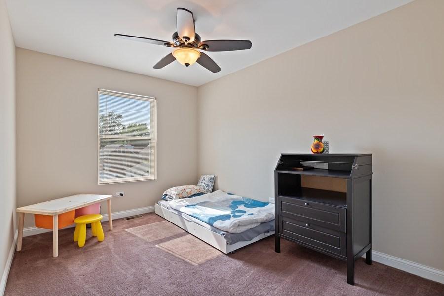 Real Estate Photography - 3538 Elmwood ave, Berwyn, IL, 60402 - Bedroom
