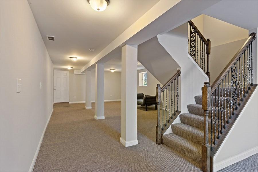 Real Estate Photography - 3538 Elmwood ave, Berwyn, IL, 60402 - Basement