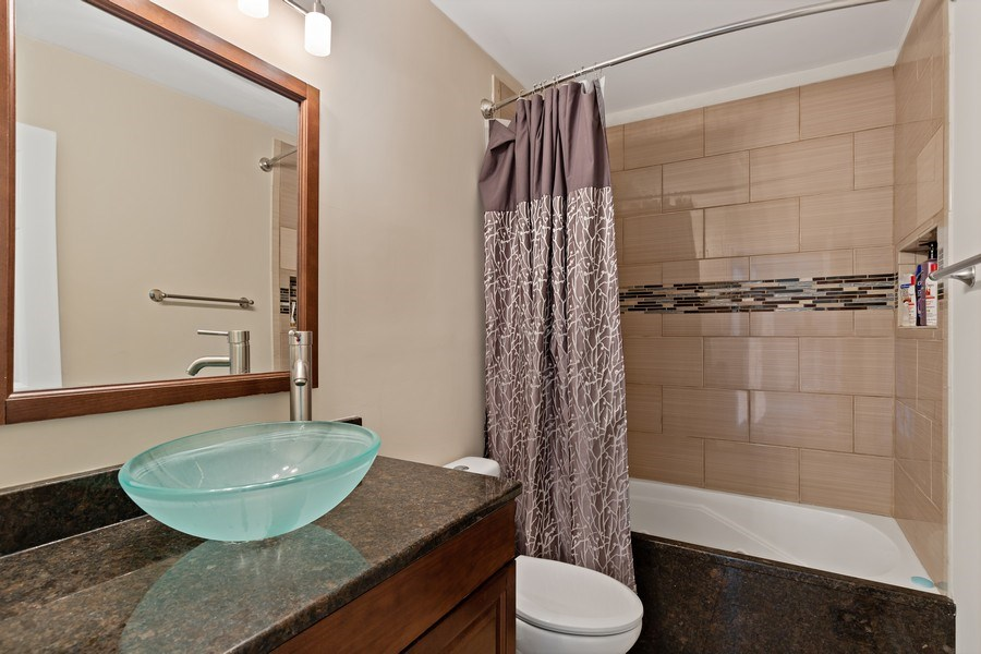 Real Estate Photography - 3538 Elmwood ave, Berwyn, IL, 60402 - Bathroom