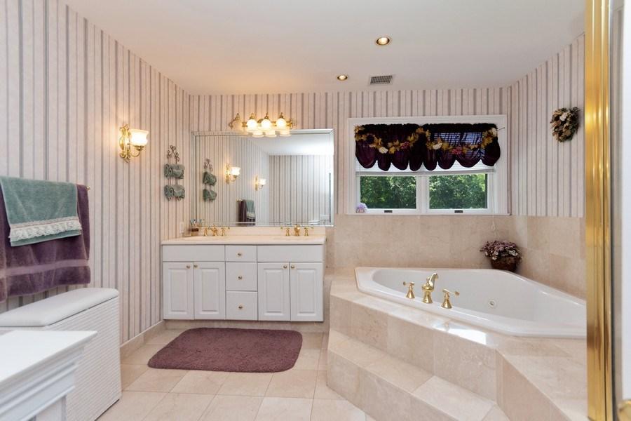 Real Estate Photography - 93 Rebecca, Carmel, NY, 10512 - Master Bathroom