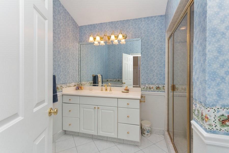 Real Estate Photography - 93 Rebecca, Carmel, NY, 10512 - 2nd Bathroom