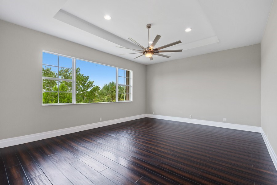 Real Estate Photography - 8146 NW 124th Ter, Parkland, FL, 33076 - Master Bedroom
