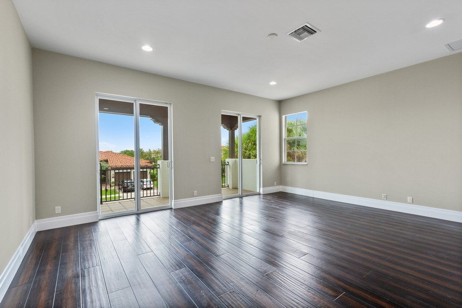 Real Estate Photography - 8146 NW 124th Ter, Parkland, FL, 33076 - 3rd Bedroom