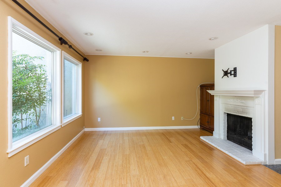 Real Estate Photography - 909 Sycamore Drive, Novato, CA, 94945 - Living Room