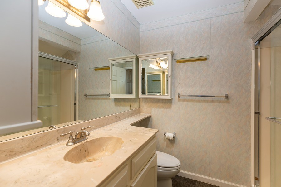 Real Estate Photography - 909 Sycamore Drive, Novato, CA, 94945 - Master Bathroom