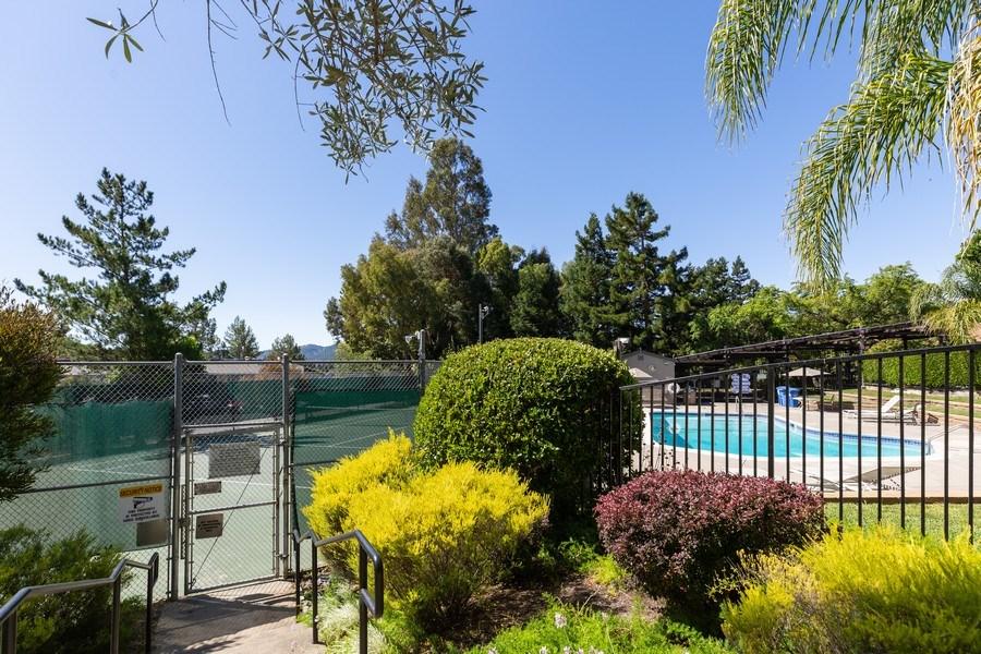 Real Estate Photography - 909 Sycamore Drive, Novato, CA, 94945 - Park View