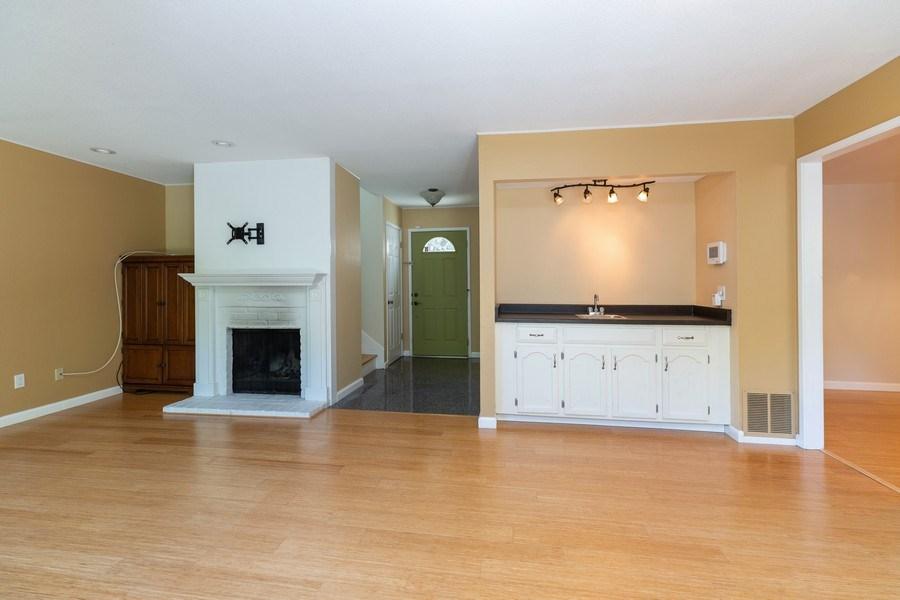 Real Estate Photography - 909 Sycamore Drive, Novato, CA, 94945 - Living Rm/Family Rm