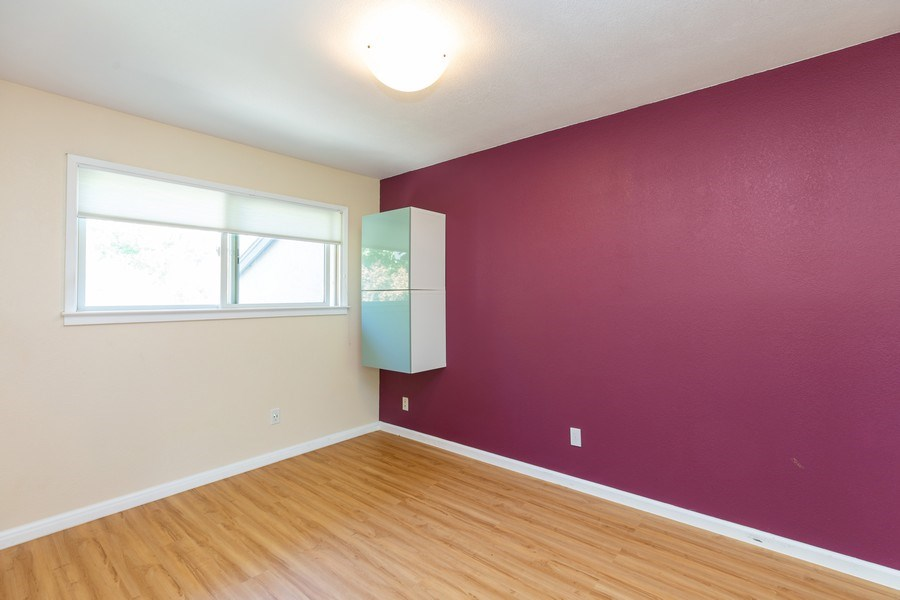Real Estate Photography - 909 Sycamore Drive, Novato, CA, 94945 - 3rd Bedroom