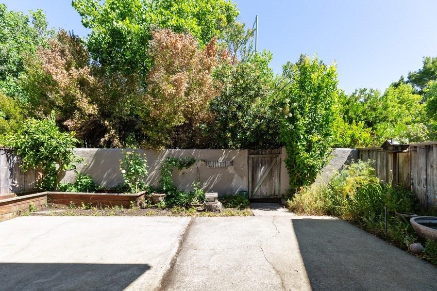 Real Estate Photography - 909 Sycamore Drive, Novato, CA, 94945 - Back Yard