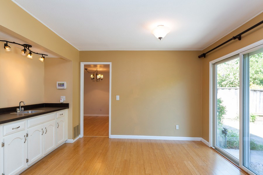 Real Estate Photography - 909 Sycamore Drive, Novato, CA, 94945 - Family Room