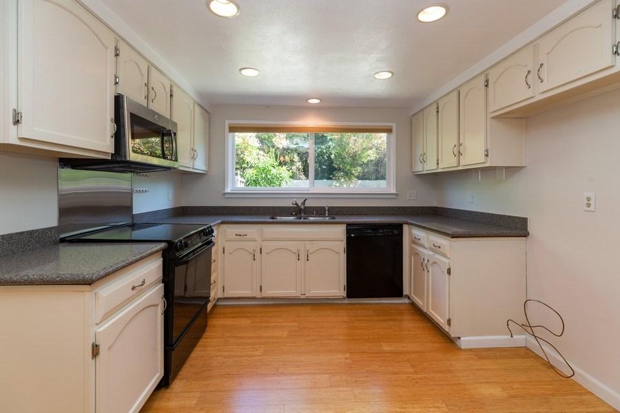 Real Estate Photography - 909 Sycamore Drive, Novato, CA, 94945 - Kitchen