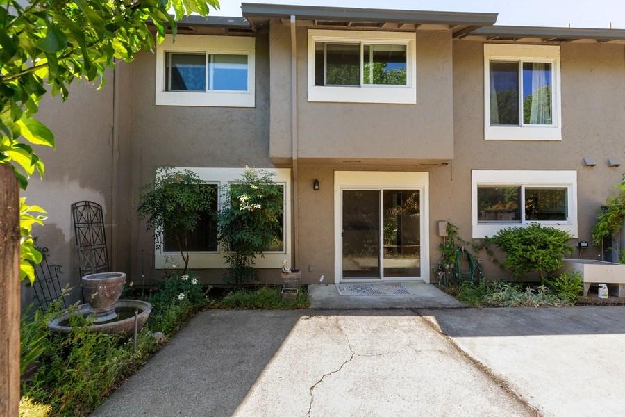 Real Estate Photography - 909 Sycamore Drive, Novato, CA, 94945 - Rear View