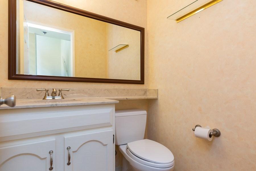 Real Estate Photography - 909 Sycamore Drive, Novato, CA, 94945 - Half Bath
