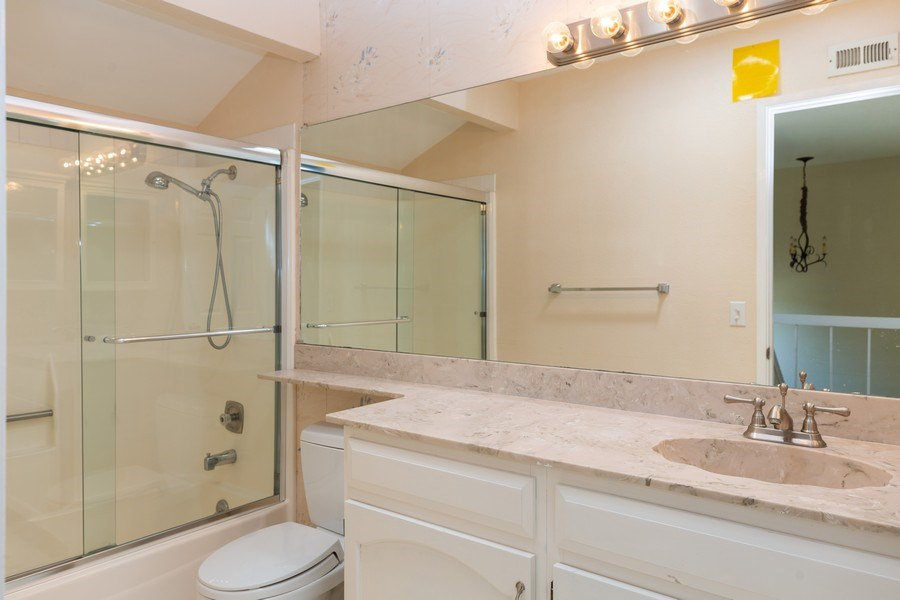 Real Estate Photography - 909 Sycamore Drive, Novato, CA, 94945 - Bathroom