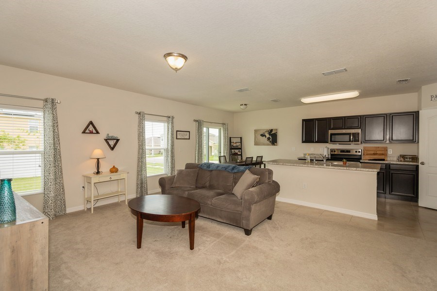 Real Estate Photography - 265 Tanager St, Haines City, FL, 33844 - Living Room