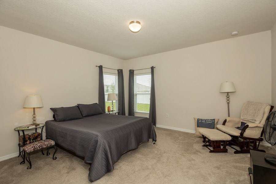 Real Estate Photography - 265 Tanager St, Haines City, FL, 33844 - Master Bedroom