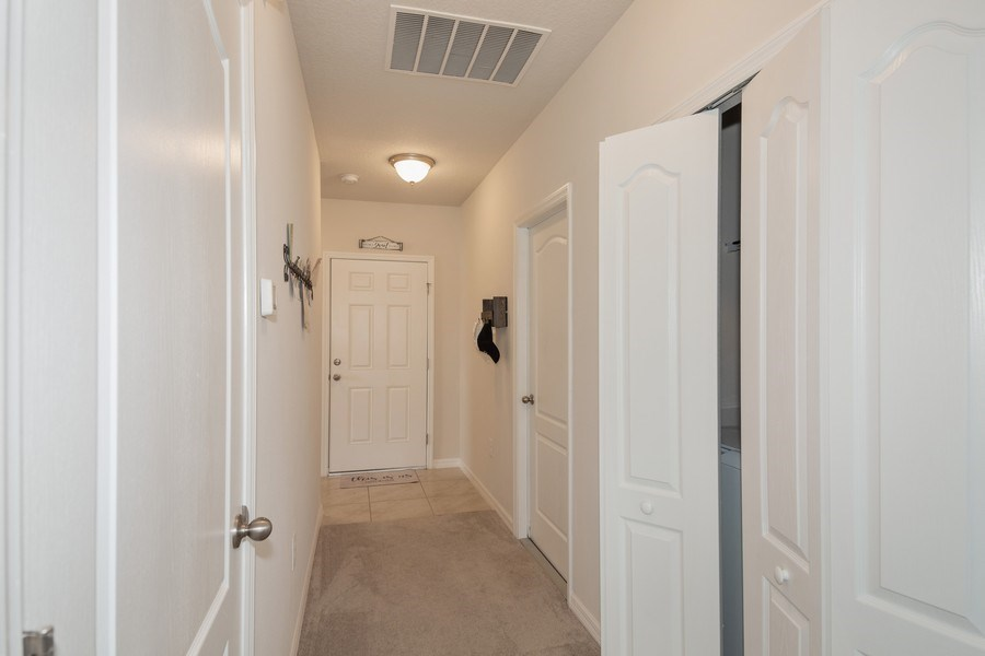 Real Estate Photography - 265 Tanager St, Haines City, FL, 33844 - Foyer