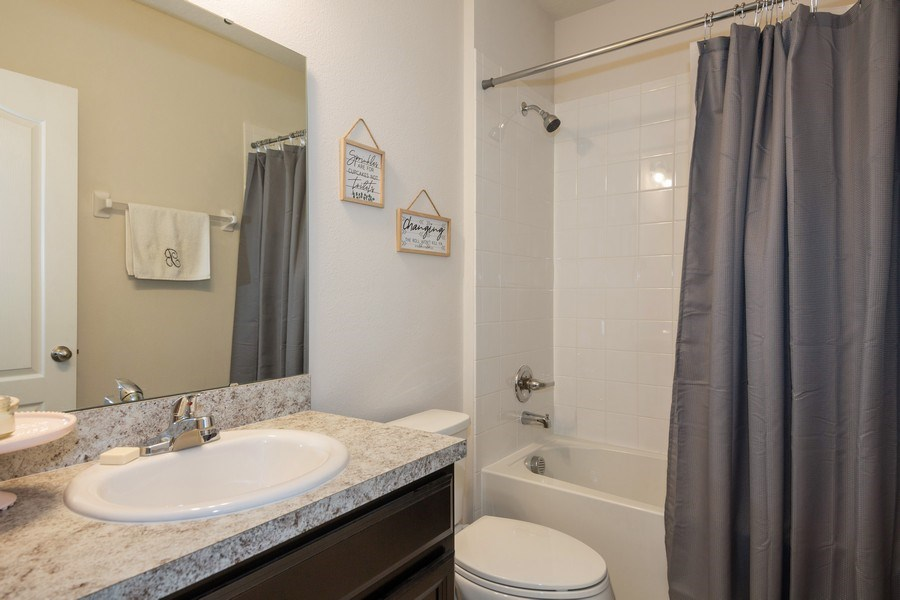 Real Estate Photography - 265 Tanager St, Haines City, FL, 33844 - Bathroom