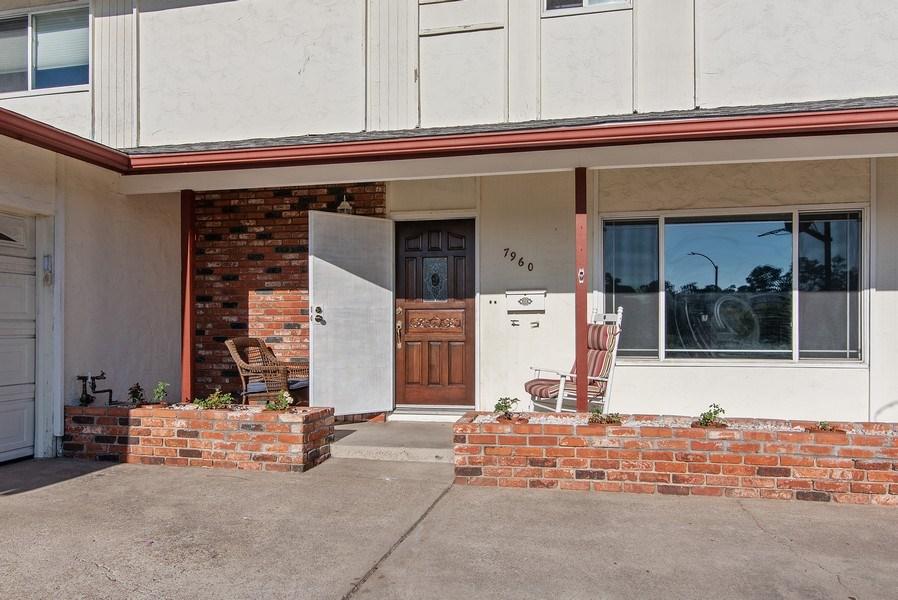 Real Estate Photography - 7960 Soper Ln, La Mesa, CA, 91942 - Entrance