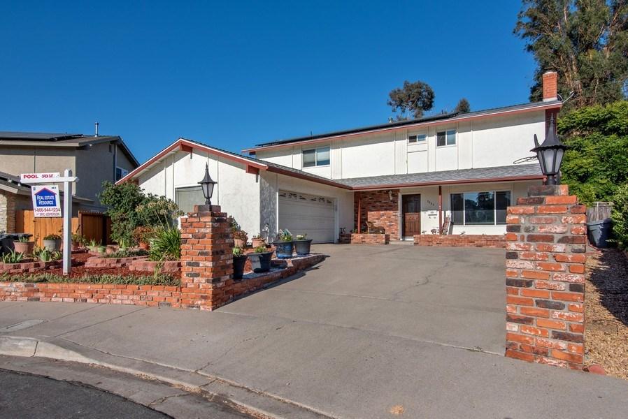 Real Estate Photography - 7960 Soper Ln, La Mesa, CA, 91942 - Front View
