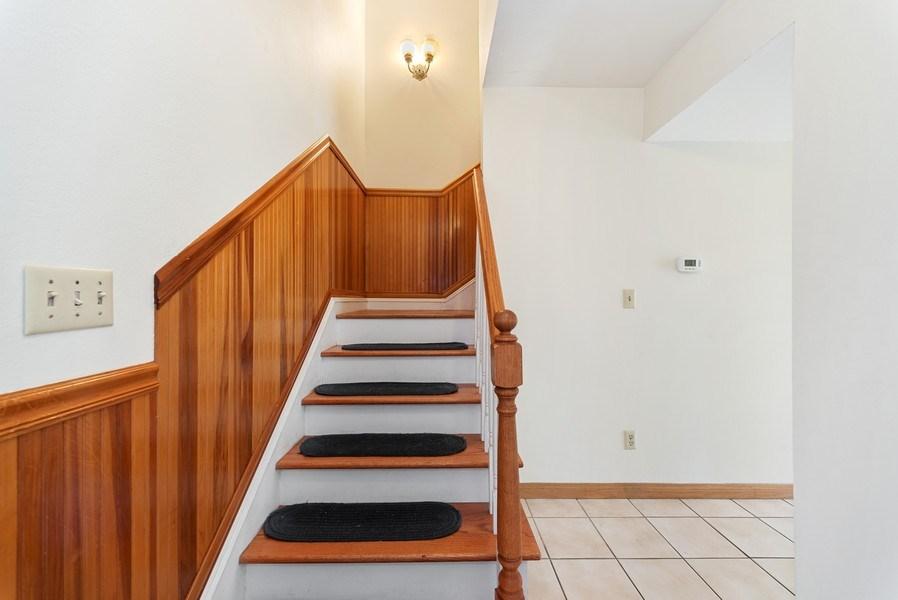 Real Estate Photography - 7960 Soper Ln, La Mesa, CA, 91942 - Staircase