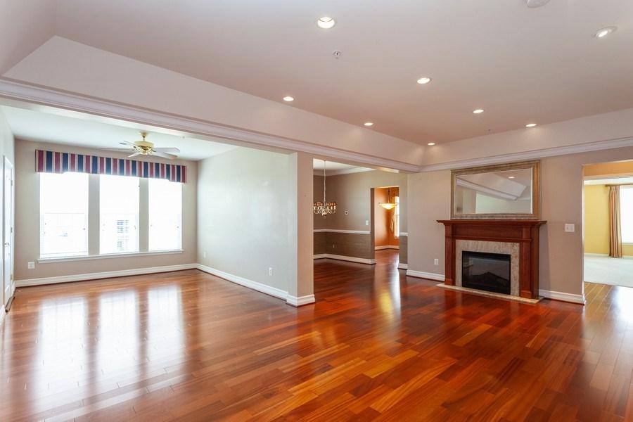 Real Estate Photography - 8608 Fluttering Leaf Trl, Unit 507, Odenton, MD, 21113 - Living Room