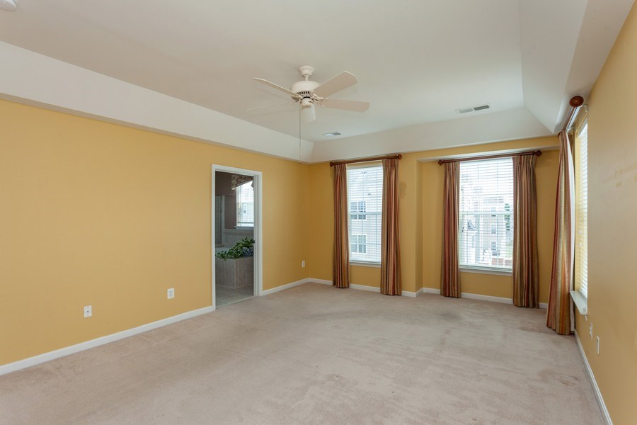 Real Estate Photography - 8608 Fluttering Leaf Trl, Unit 507, Odenton, MD, 21113 - Master Bedroom