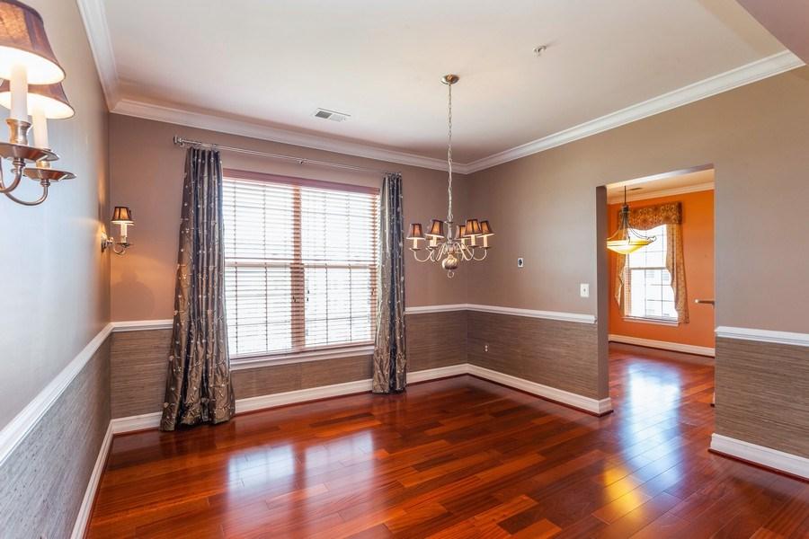 Real Estate Photography - 8608 Fluttering Leaf Trl, Unit 507, Odenton, MD, 21113 - Dining Room