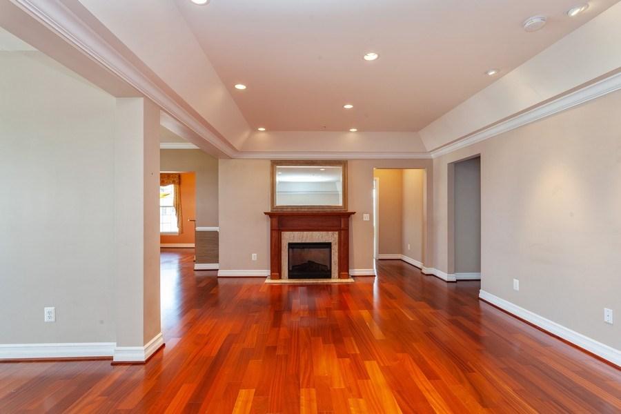 Real Estate Photography - 8608 Fluttering Leaf Trl, Unit 507, Odenton, MD, 21113 - Family Room