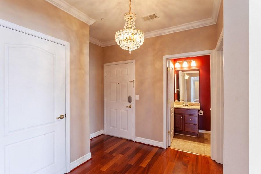 Real Estate Photography - 8608 Fluttering Leaf Trl, Unit 507, Odenton, MD, 21113 - Foyer