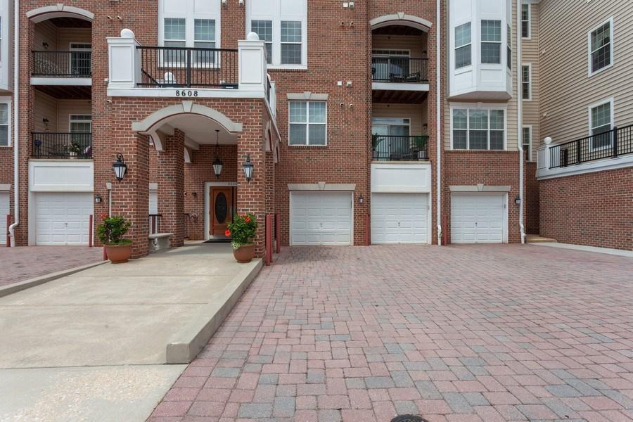 Real Estate Photography - 8608 Fluttering Leaf Trl, Unit 507, Odenton, MD, 21113 - Parking Area