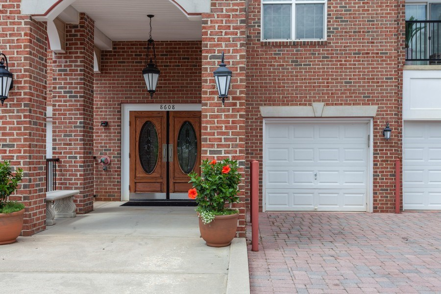 Real Estate Photography - 8608 Fluttering Leaf Trl, Unit 507, Odenton, MD, 21113 - Parking Garage