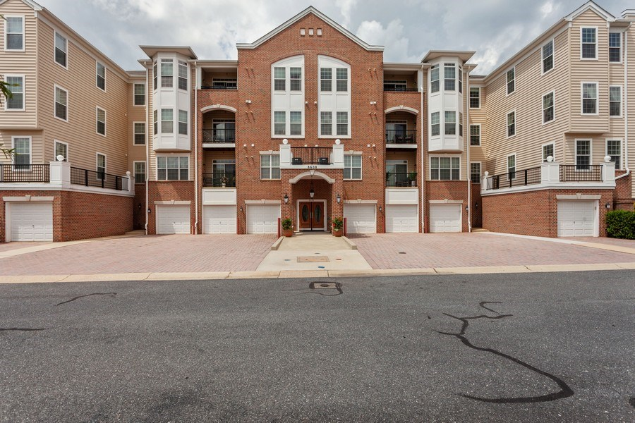 Real Estate Photography - 8608 Fluttering Leaf Trl, Unit 507, Odenton, MD, 21113 - Front View