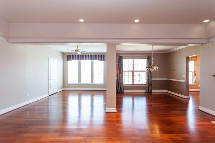 Real Estate Photography - 8608 Fluttering Leaf Trl, Unit 507, Odenton, MD, 21113 - Living Room / Dining Room