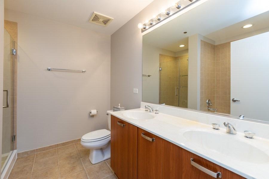 Real Estate Photography - 111 S Morgan, Chicago, IL, 60607 - Master Bathroom