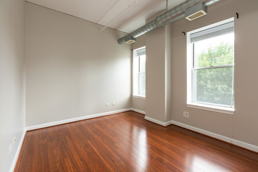Real Estate Photography - 111 S Morgan, Chicago, IL, 60607 - Bedroom