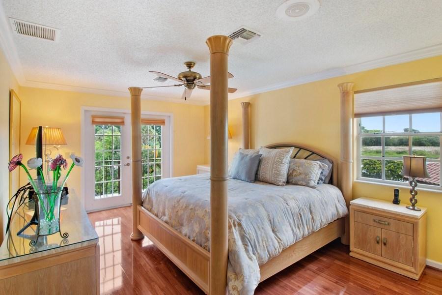 Real Estate Photography - 23102 Lermitage Circle, Boca Raton, FL, 33433 - Master Bedroom
