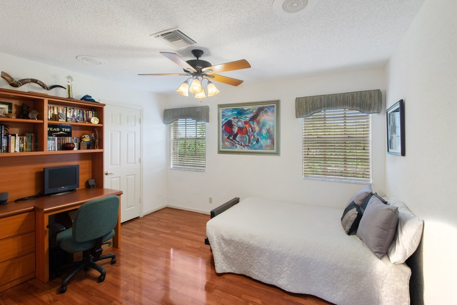 Real Estate Photography - 23102 Lermitage Circle, Boca Raton, FL, 33433 - 3rd Bedroom