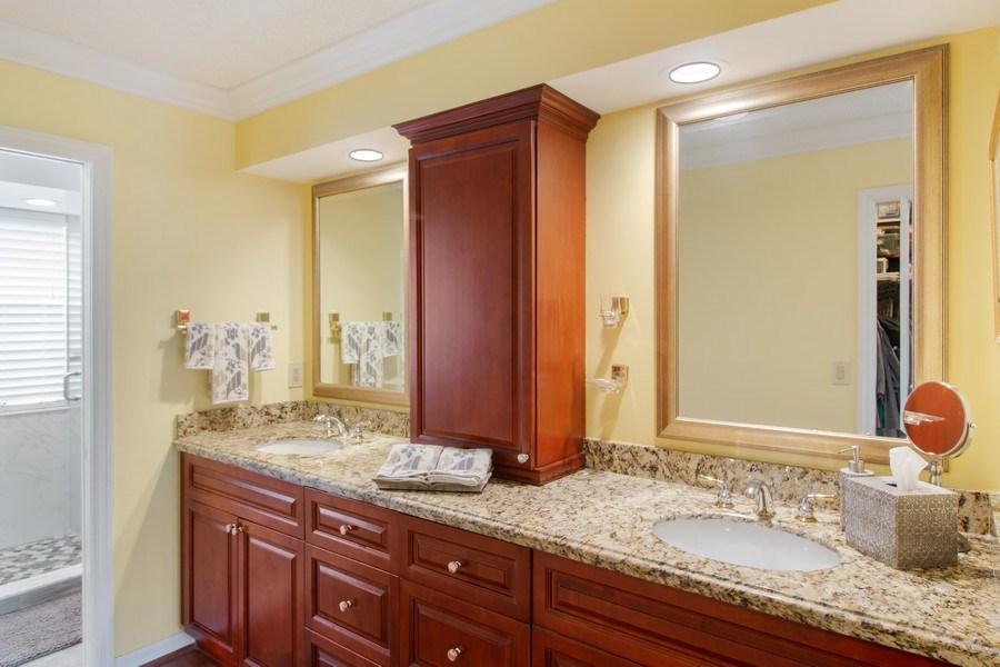 Real Estate Photography - 23102 Lermitage Circle, Boca Raton, FL, 33433 - Master Bathroom