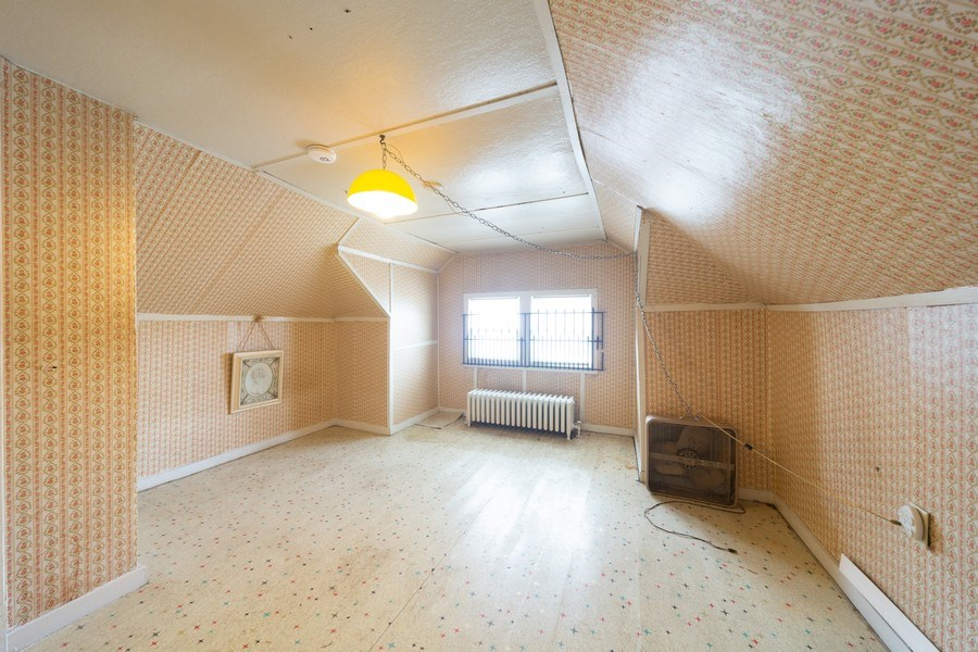 Real Estate Photography - 4031 W. Wellington Avenue, Chicago, IL, 60641 - 2nd Bedroom