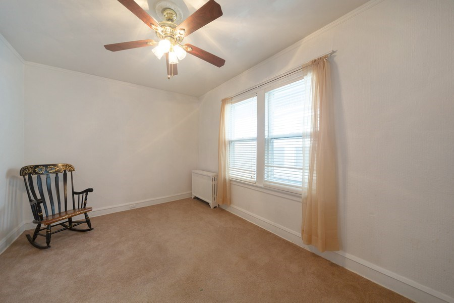 Real Estate Photography - 4031 W. Wellington Avenue, Chicago, IL, 60641 - Bedroom