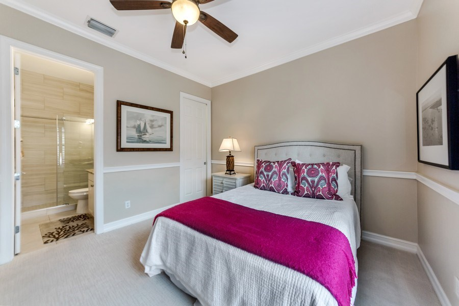 Real Estate Photography - 14560 Ocean Bluff Dr, Fort Myers, FL, 33908 - 2nd Bedroom