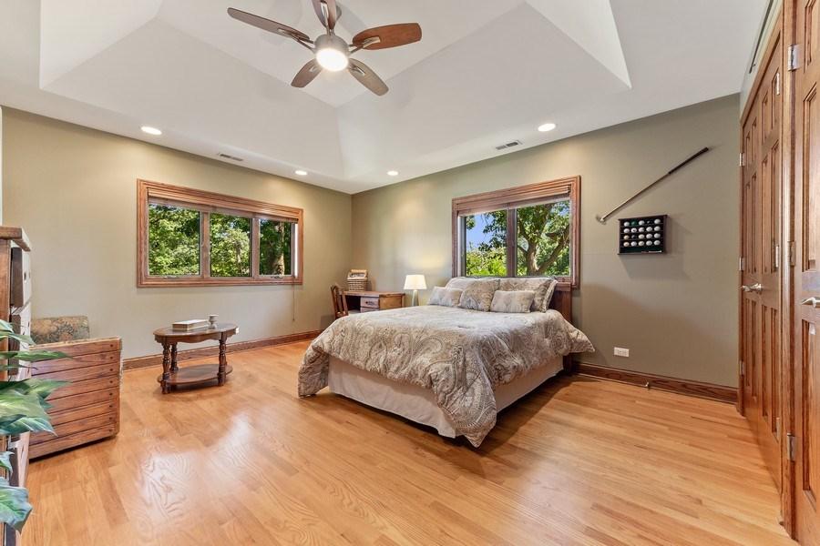 Real Estate Photography - 9 Woodridge, Oakbrook, IL, 60126 - 2nd Bedroom