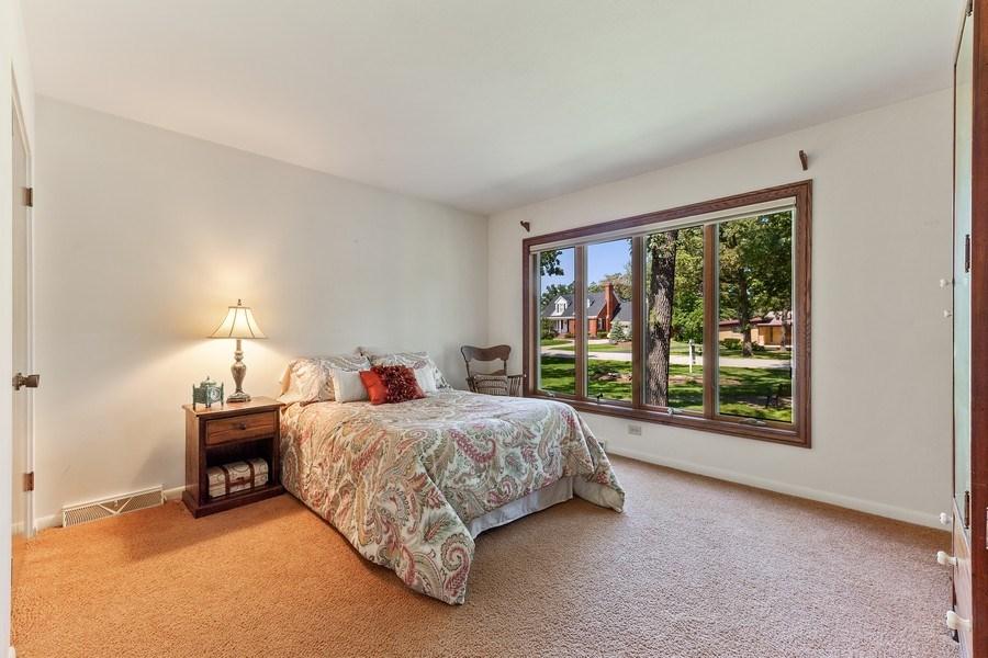 Real Estate Photography - 9 Woodridge, Oakbrook, IL, 60126 - 4th Bedroom