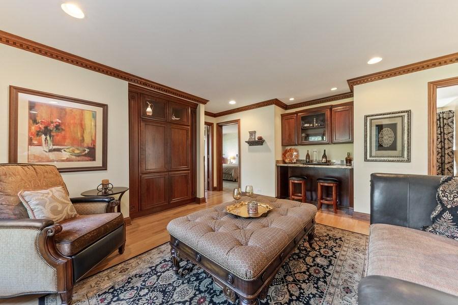Real Estate Photography - 9 Woodridge, Oakbrook, IL, 60126 - Family Room