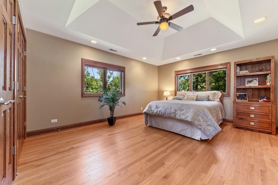 Real Estate Photography - 9 Woodridge, Oakbrook, IL, 60126 - 3rd Bedroom