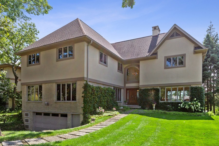 Real Estate Photography - 9 Woodridge, Oakbrook, IL, 60126 - Front View