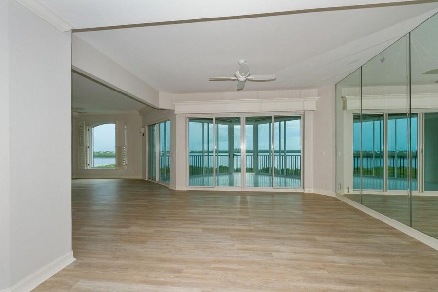 Real Estate Photography - 4811 ISLAND POND CT #704, Bonita Springs, FL, 34134 - Living Room