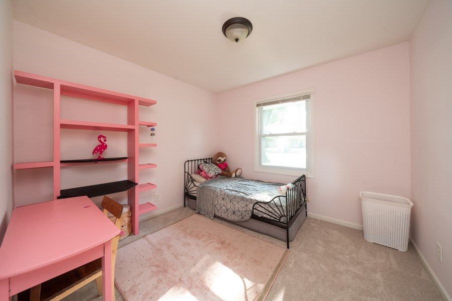 Real Estate Photography - 963 N Highland Ave, Aurora, IL, 60506 - 3rd Bedroom