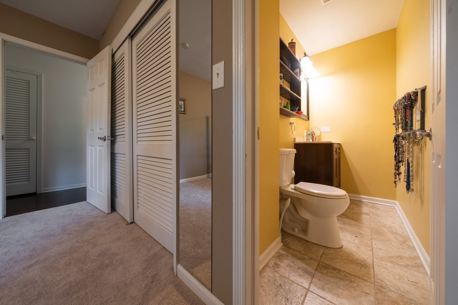 Real Estate Photography - 963 N Highland Ave, Aurora, IL, 60506 - Master Bathroom